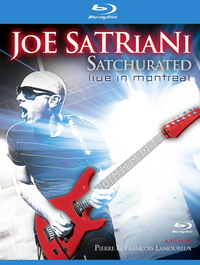 Joe Satriani / Live in Montreal [Blu-Ray 3D]