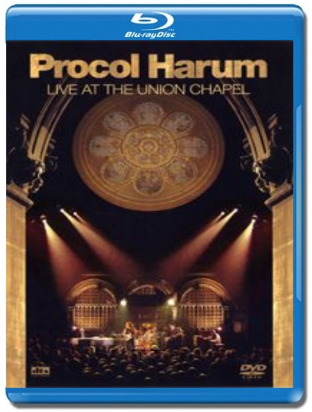 Procol Harum / Live at the Union Chapel [Blu-Ray]
