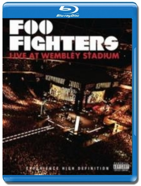 Foo Fighters / Live at Wembley Stadium [Blu-Ray]