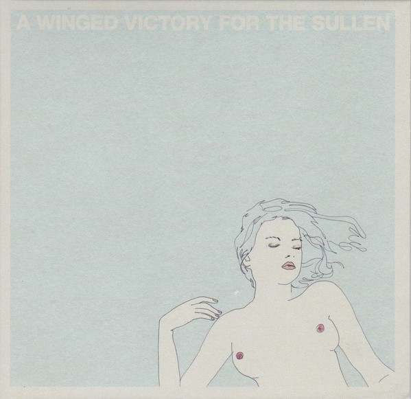 A Winged Victory For The Sullen ‎/ A Winged Victory For The Sullen [CD] Import