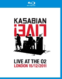 Kasabian / Live! Live at the O2 [Blu-Ray]
