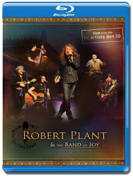Robert Plant & The Band of Joy / Live from the Artists Den [Blu-Ray]