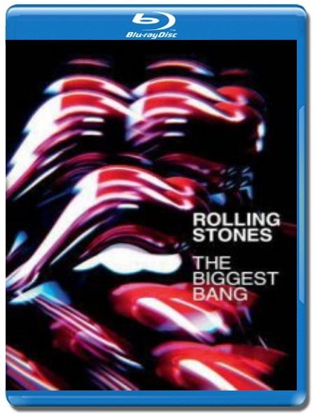 Rolling Stones / The Biggest Bang [Blu-Ray]
