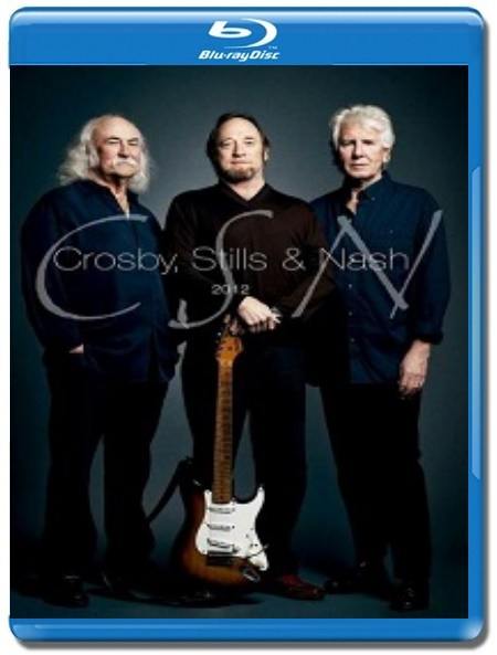 Crosby Stills & Nash [Blu-Ray]