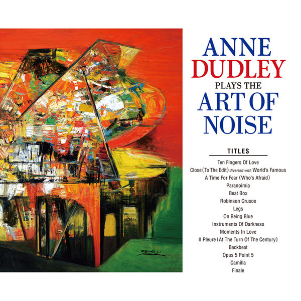 Anne Dudley ‎/ Anne Dudley Plays The Art Of Noise [CD] Import