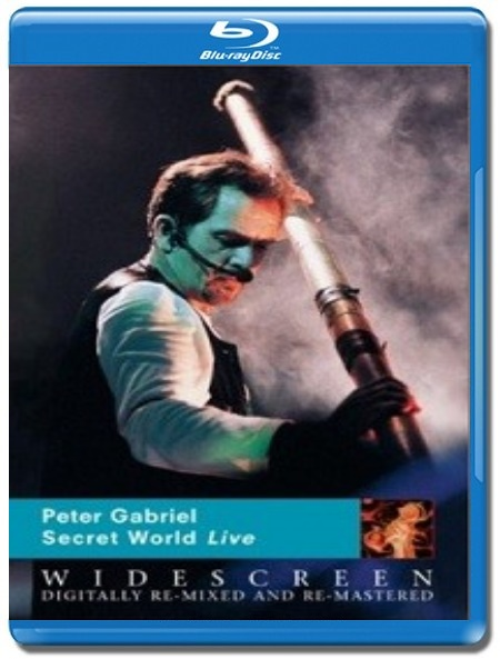 Peter Gabriel / Secret World Live [Blu-Ray]
