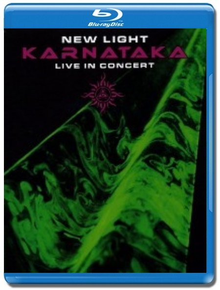 Karnataka / New Light - Live In Concert [Blu-Ray]
