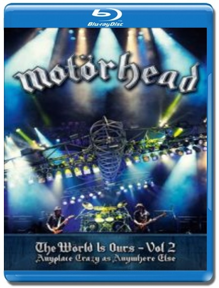 Motorhead / The world is ours-vol 2 [Blu-Ray]