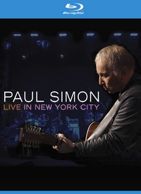 Simon / Live In New York City 2011 [Blu-Ray]