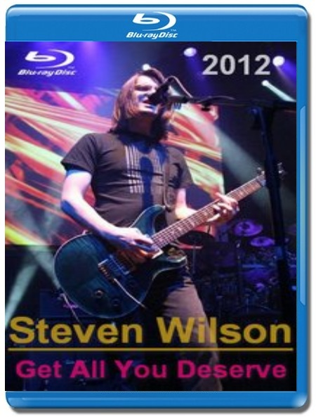 Steven Wilson / Get All You Deserve [Blu-Ray]