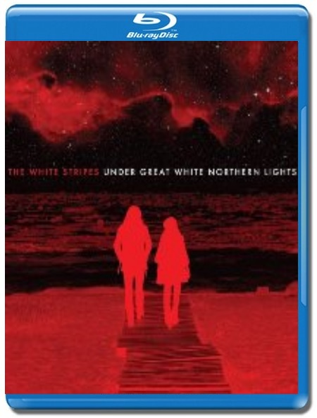 The White Stripes / Under Great White Northern Lights [Blu-Ray]