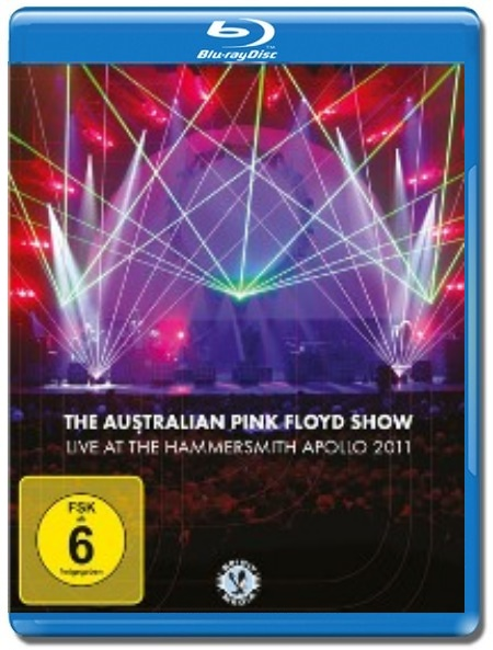 The Australian Pink Floyd Show [Blu-Ray]