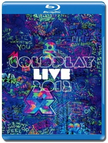Coldplay / Live 2012 [Blu-Ray]