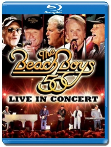 The Beach Boys / 50th Anniversary [Blu-Ray]
