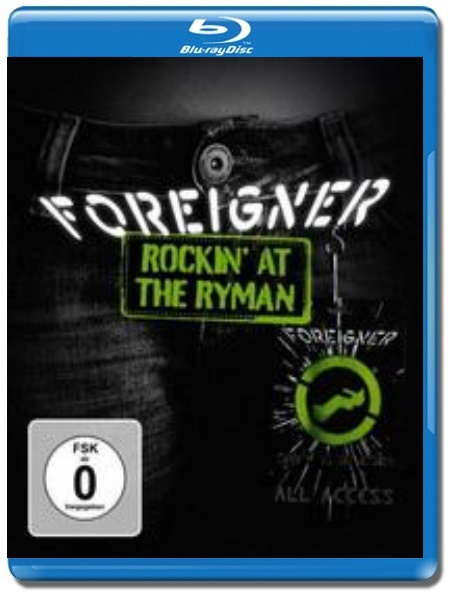 Foreigner / Rockin' At The Ryman [Blu-Ray]
