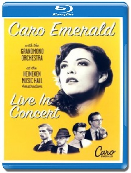 Caro Emerald with the Grandmono / Concert at the Heineken Music Hall [Blu-Ray]