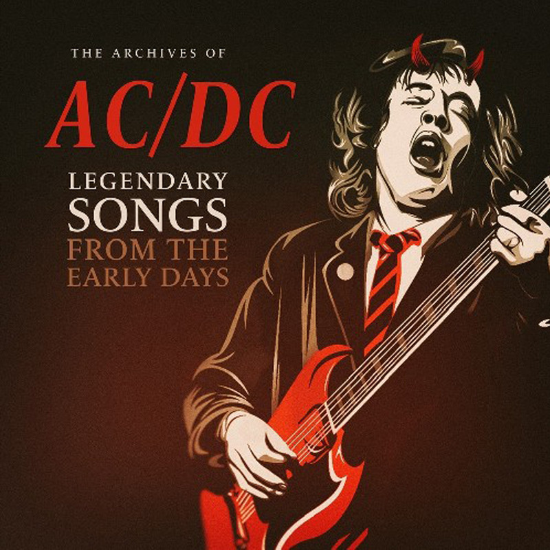 AC/DC - Legendary Songs From The Early Days [LP] Import