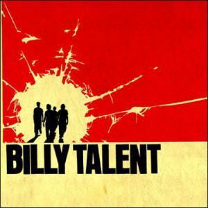 Billy Talent ‎– Billy Talent (Coloured) [LP] Import