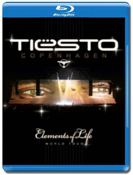 Tiesto / Elements of Life [2хBlu-Ray]
