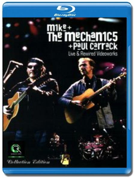 Mike & The Mechanics & Paul Carrack / Live At Shepherds Bush London [Blu-Ray]