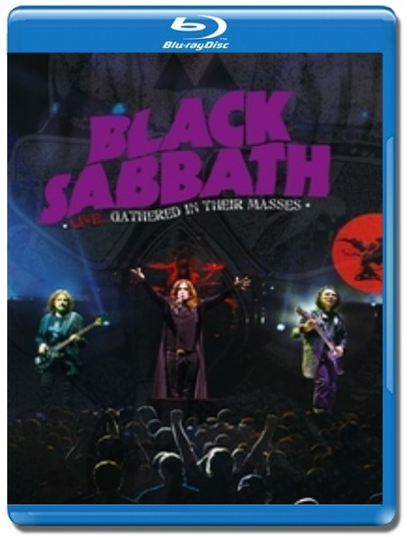 Black Sabbath / Live... Gathered In Their Masses [Blu-Ray]