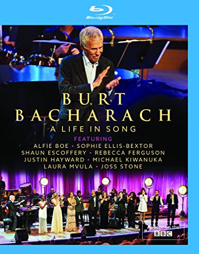 Burt Bacharach - A Life in Song [Blu-Ray] Import