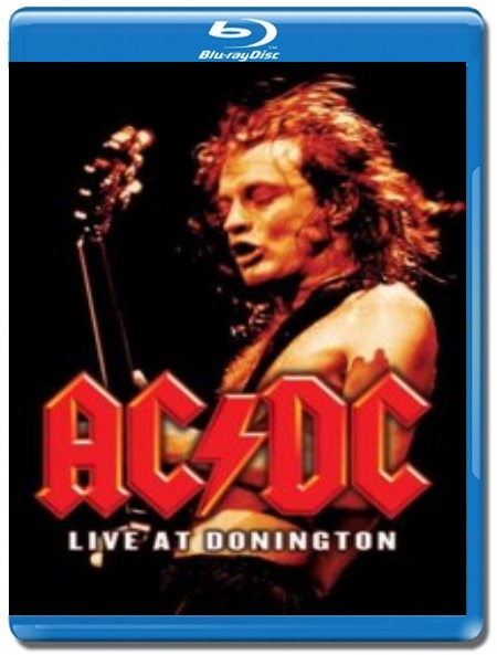 AC/DC / Live at Donington [Blu-Ray]