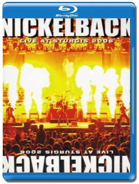 Nickelback / Live At Sturgis [Blu-Ray]