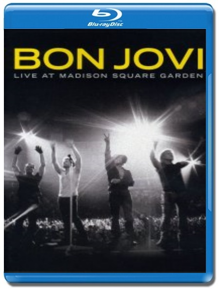 Bon Jovi / Live at Madison Square Garden [Blu-Ray]