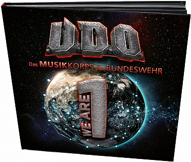 UDO - We Are One [Blu-Ray+CD] Import