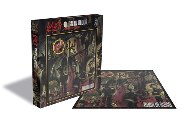 Slayer - Reign in Blood [Puzzle] Import