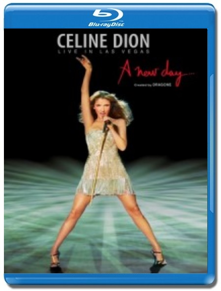 Celine Dion / A New Day... Live in Las Vegas [Blu-Ray]