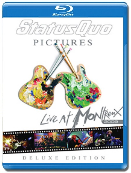 Status Quo / Pictures - Live At Montreux [Blu-Ray]