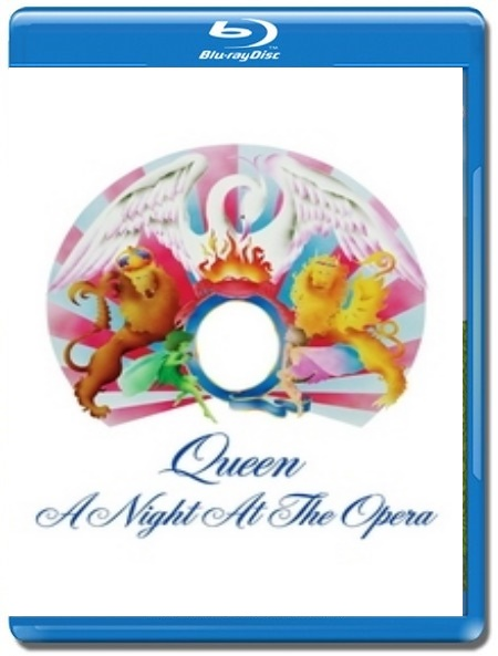 Queen / A Night at the Opera [Blu-Ray Audio]