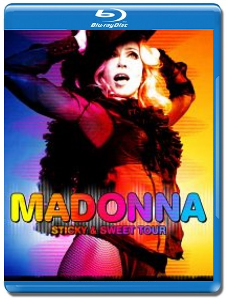 Madonna /Sticky & Sweet Tour [Blu-Ray]
