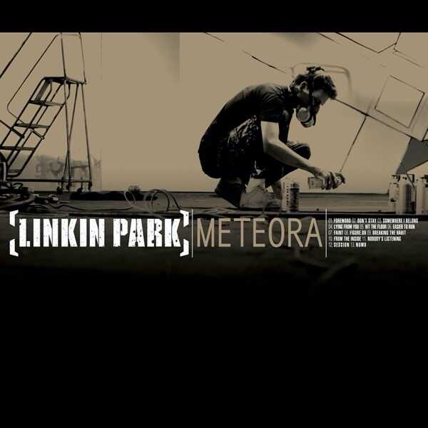 Linkin Park - Meteora (Limited Blue Edition) [2LP] Import