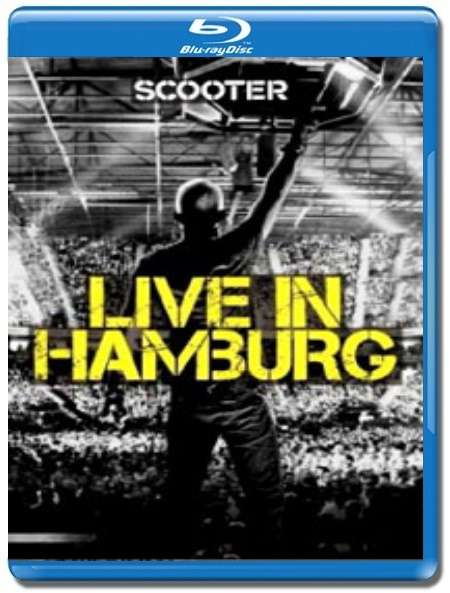 Scooter / Live In Hamburg [Blu-Ray]