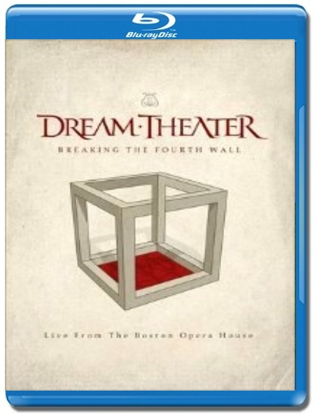 Dream Theater - Breaking The Fourth Wall [Blu-Ray] Import