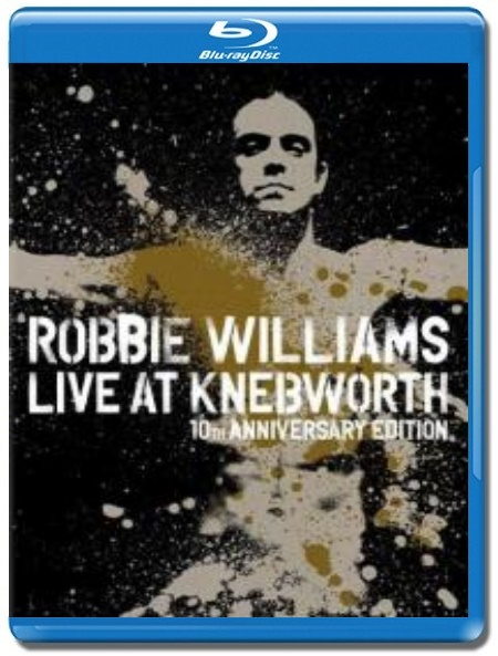 Robbie Williams / Live at Knebworth [Blu-Ray]