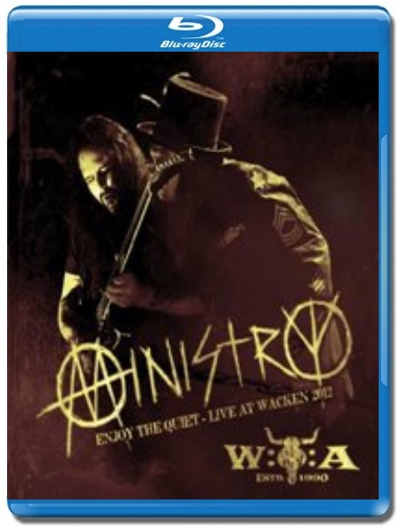Ministry / Enjoy the Quiet - Live at Wacken 2012 [Blu-Ray]