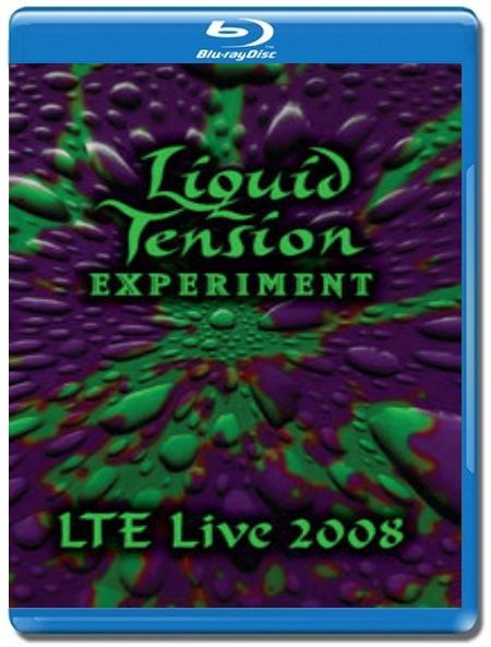 Liquid Tension Experiment / LTE Live [Blu-Ray]