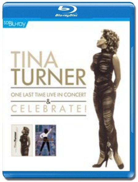 Tina Turner / One Last Time Live In Concert & Celebrate [Blu-Ray]