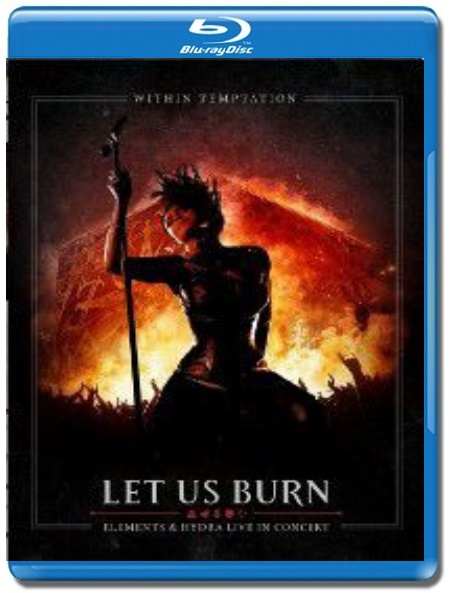 Within Temptation / Let Us Burn [Blu-Ray]