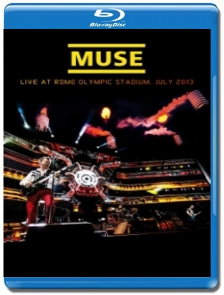 Muse / Live At Rome Olympic Stadium [Blu-Ray]