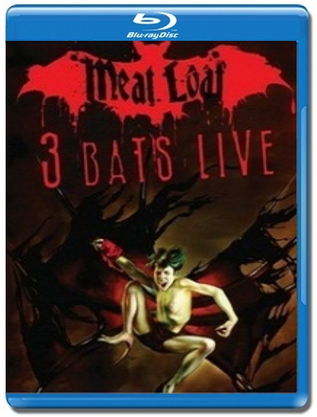 Meat Loaf /3 Bats Live [Blu-Ray]