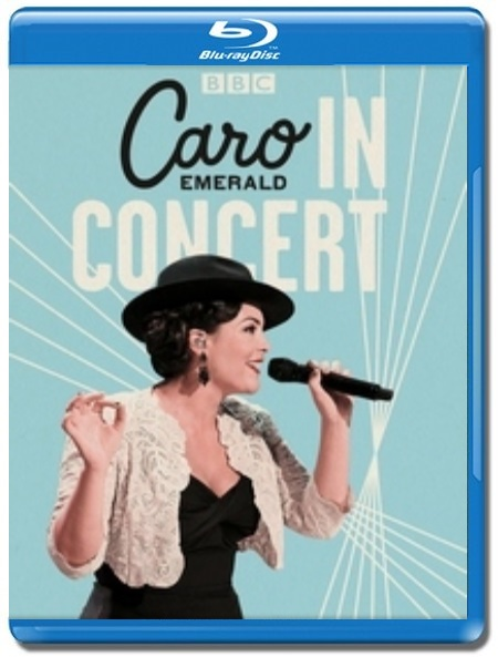 Caro Emerald in Concert [Blu-Ray]