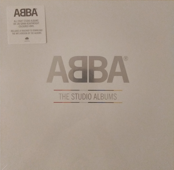 ABBA ‎– The Studio Albums [8LP] Import