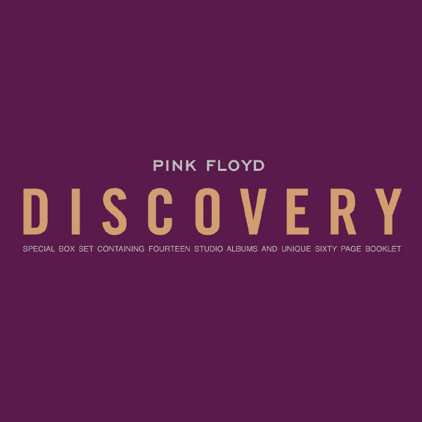 Pink Floyd ‎– Discovery (Ltd. Box Set) [16CD] Import