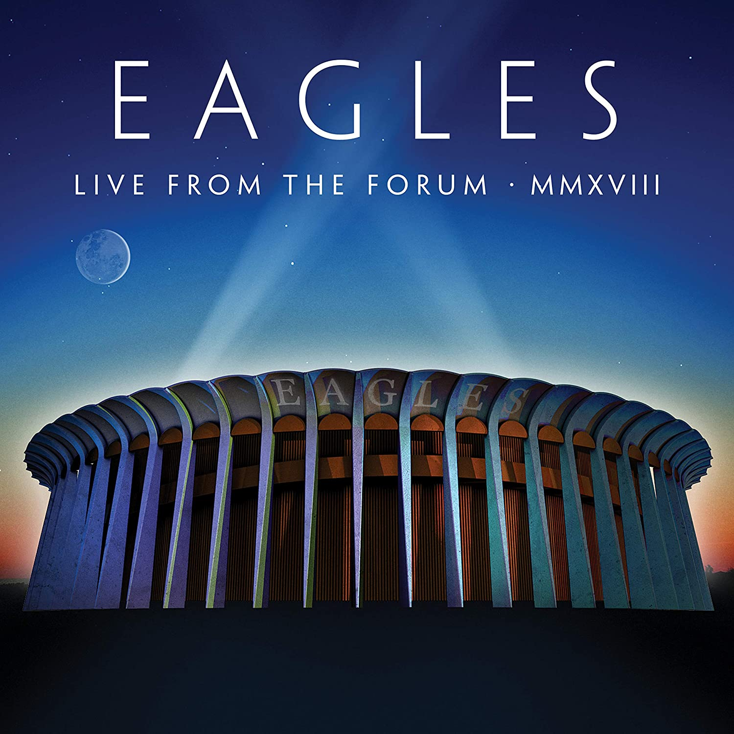 Eagles - Live from the Forum MMXVIII (Ltd Box) [4LP] Import