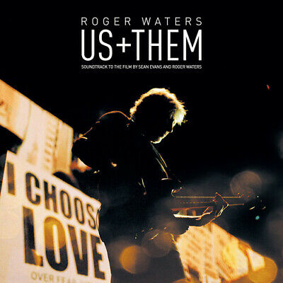 Roger Waters - Us + Them [3LP] Import